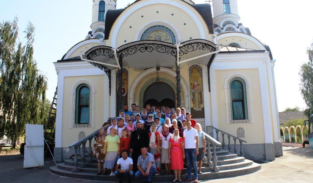 А лілії цвітуть… (паломницька поїздка до святинь Одещини)