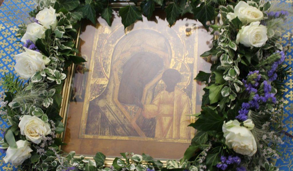 Престольне свято в Казанській парафії міста Здолбунова