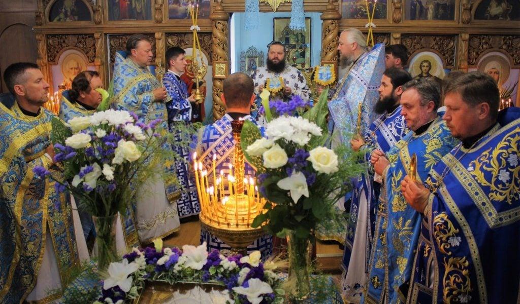 Престольне свято на честь Казанської ікони Божої Матері